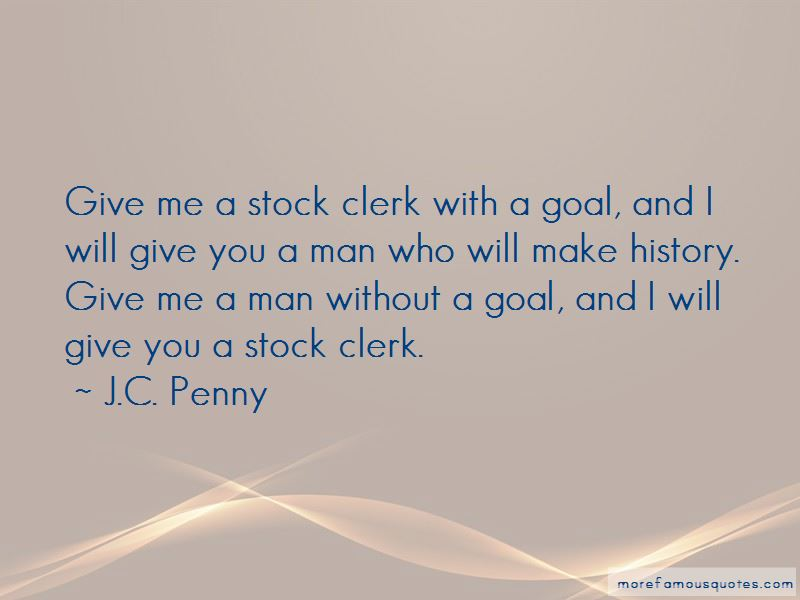J.C. Penny Quotes