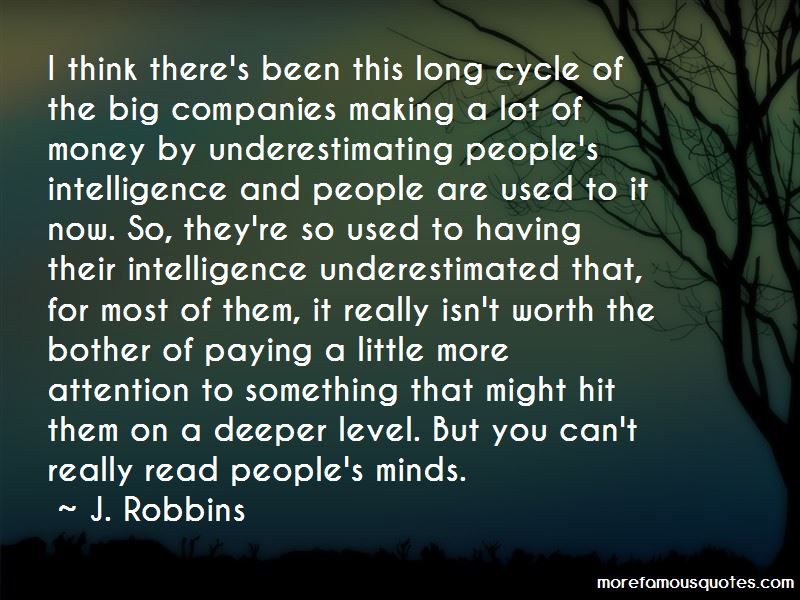 J. Robbins Quotes Pictures 3