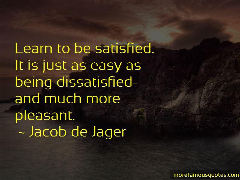 Jacob De Jager Quotes Pictures 2