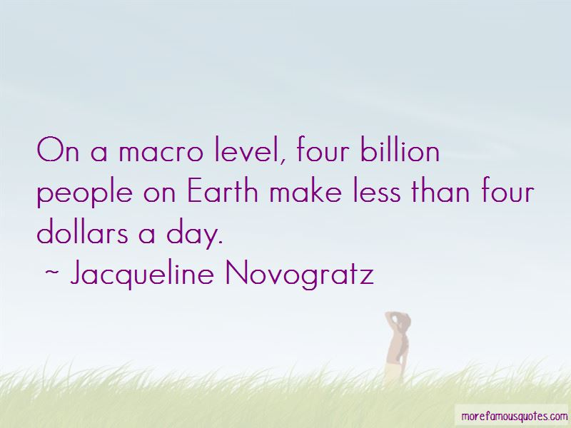 Jacqueline Novogratz Quotes Pictures 2