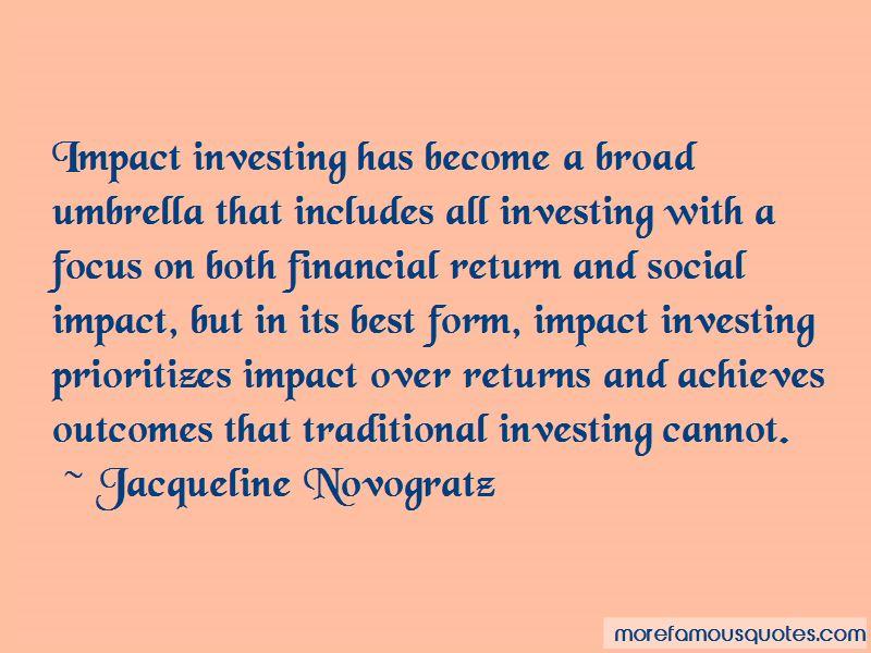 Jacqueline Novogratz Quotes Pictures 4