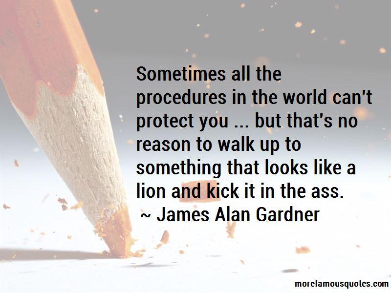 James Alan Gardner Quotes Pictures 2