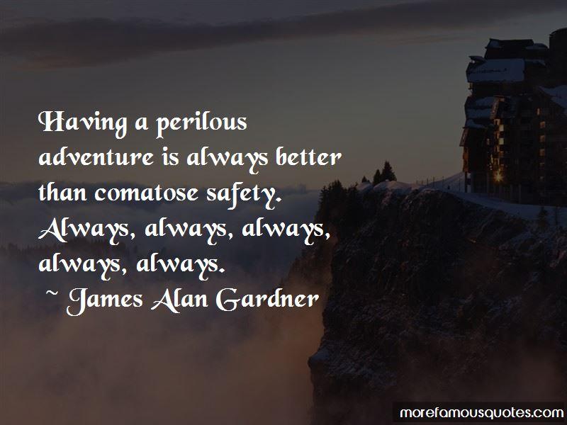 James Alan Gardner Quotes Pictures 3