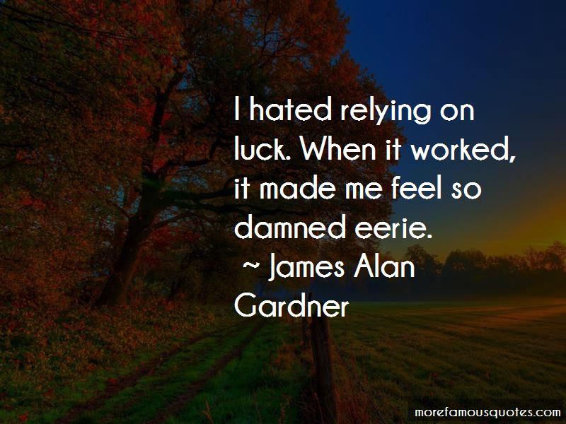 James Alan Gardner Quotes Pictures 4