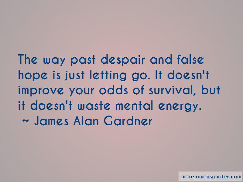 James Alan Gardner Quotes