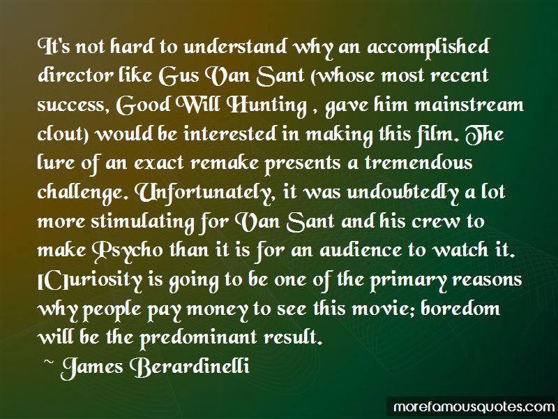 James Berardinelli Quotes Pictures 2