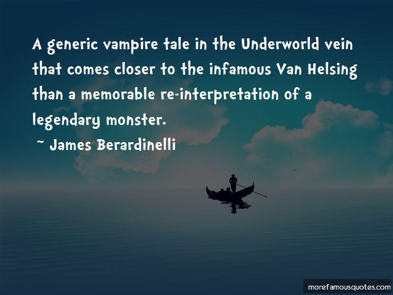 James Berardinelli Quotes Pictures 4