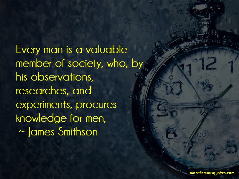James Smithson Quotes Pictures 3