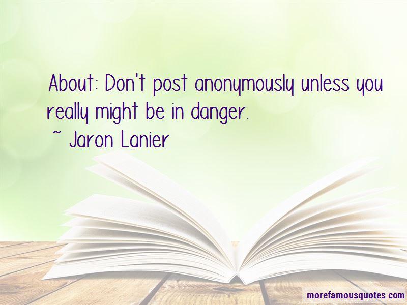 Jaron Lanier Quotes Pictures 3