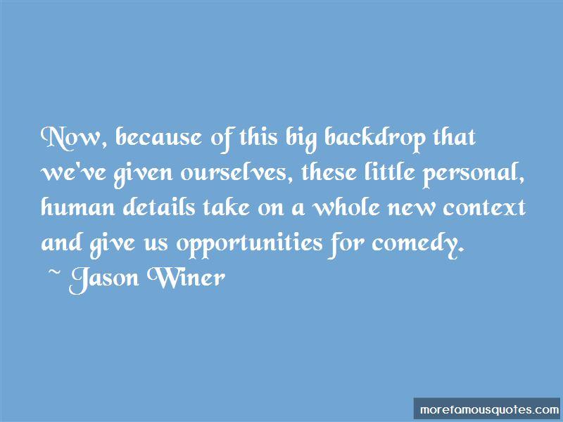 Jason Winer Quotes