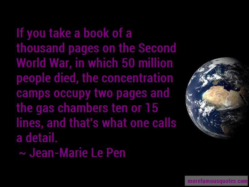 Jean-Marie Le Pen Quotes Pictures 3