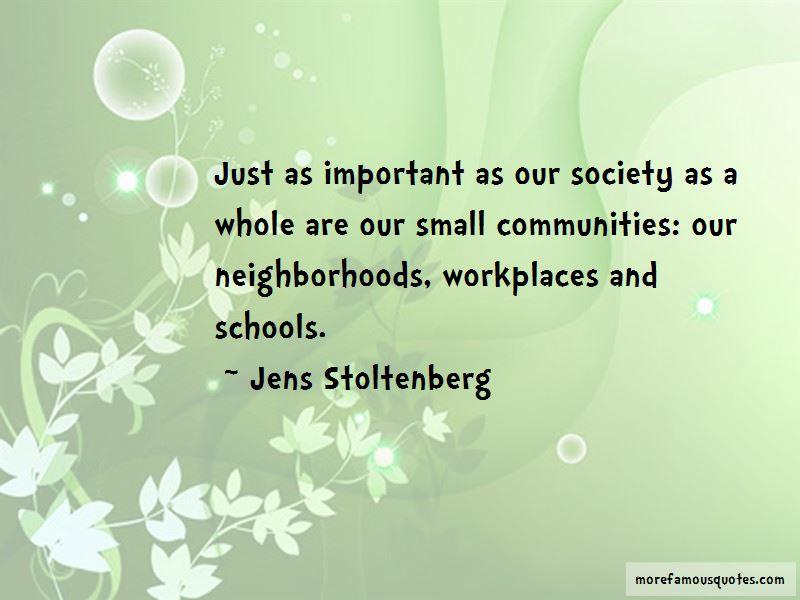 Jens Stoltenberg Quotes Pictures 2