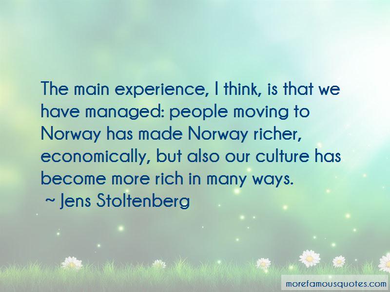 Jens Stoltenberg Quotes