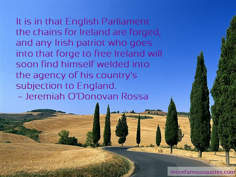 Jeremiah O'Donovan Rossa Quotes Pictures 2