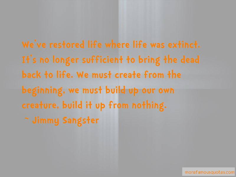 Jimmy Sangster Quotes Pictures 3