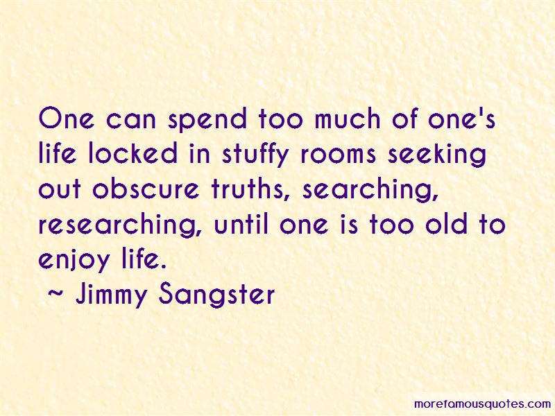 Jimmy Sangster Quotes Pictures 4