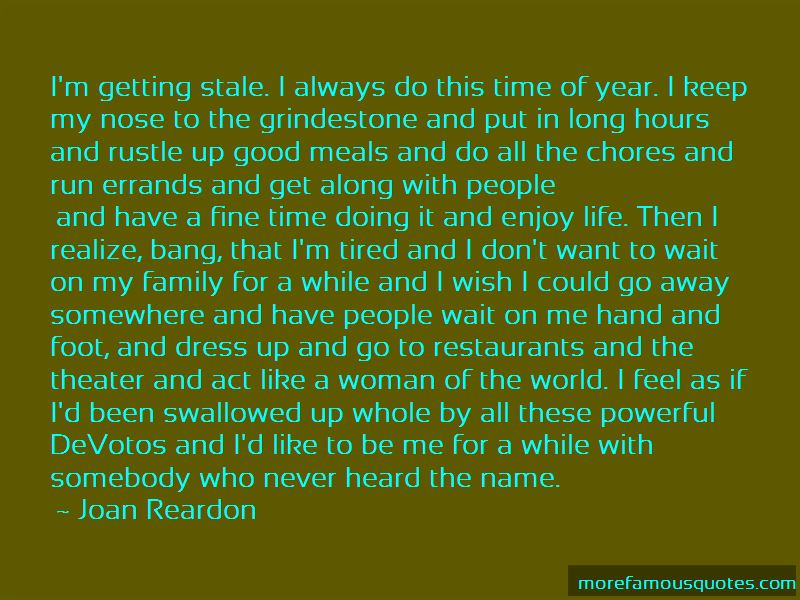 Joan Reardon Quotes Pictures 2