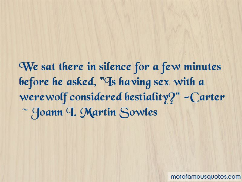 Joann I. Martin Sowles Quotes Pictures 4