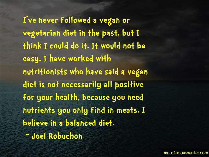 Joel Robuchon Quotes Pictures 2