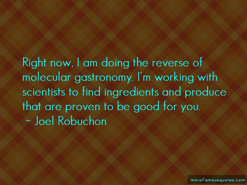 Joel Robuchon Quotes Pictures 3