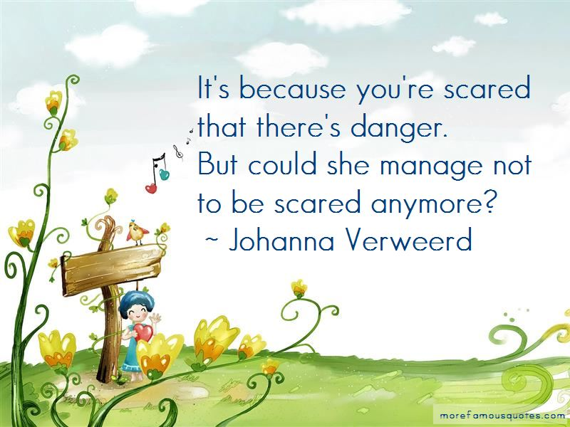 Johanna Verweerd Quotes Pictures 2