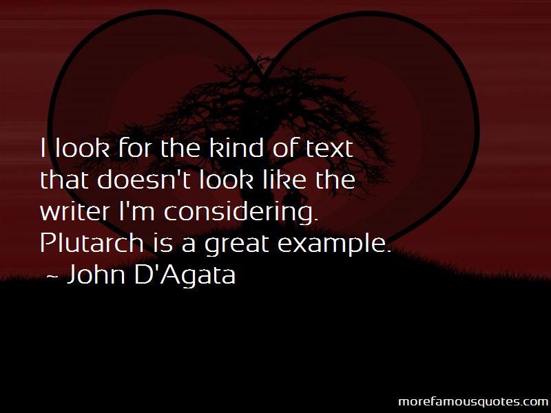 John D'Agata Quotes Pictures 2