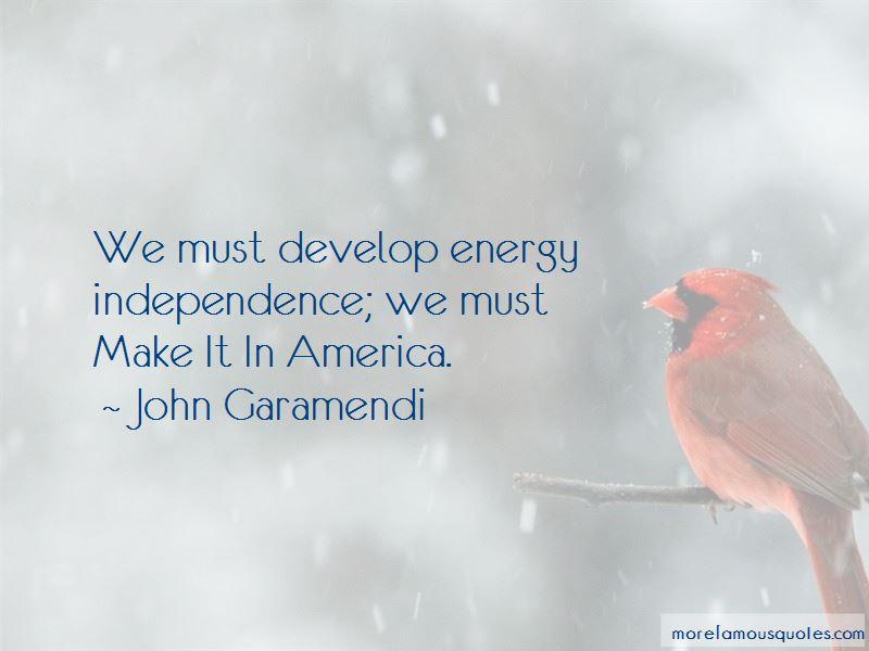 John Garamendi Quotes Pictures 3