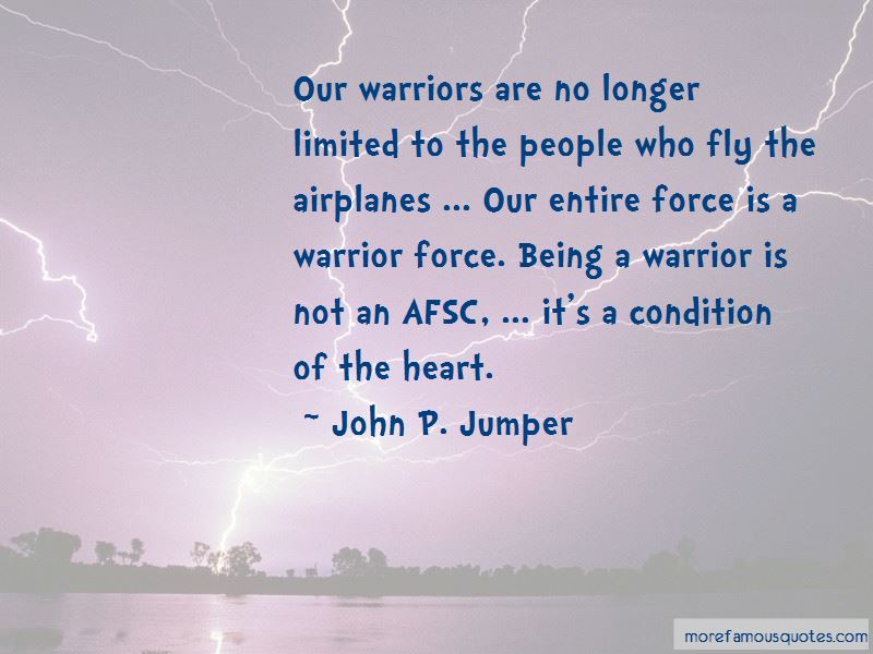 John P. Jumper Quotes Pictures 2