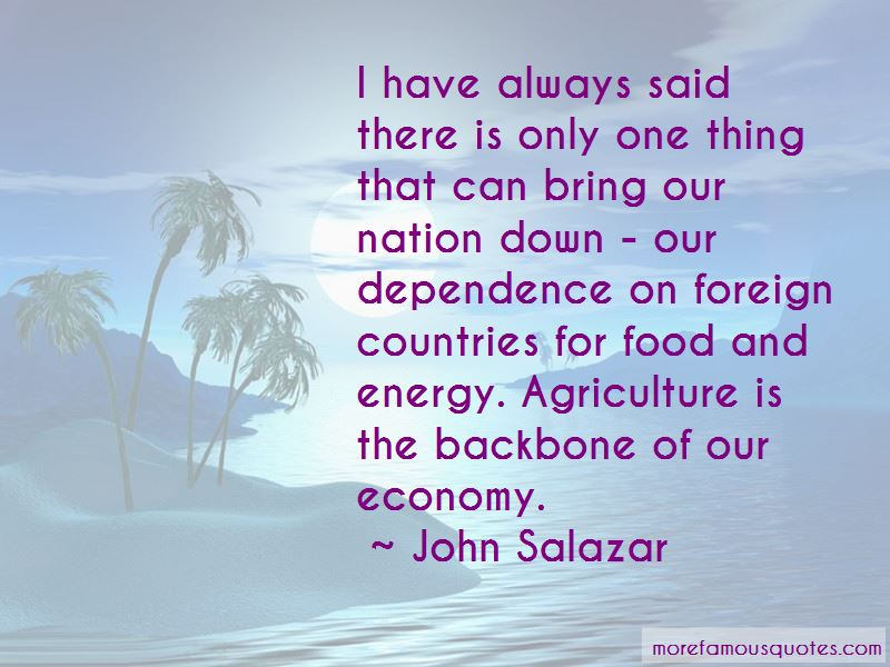 John Salazar Quotes Pictures 2