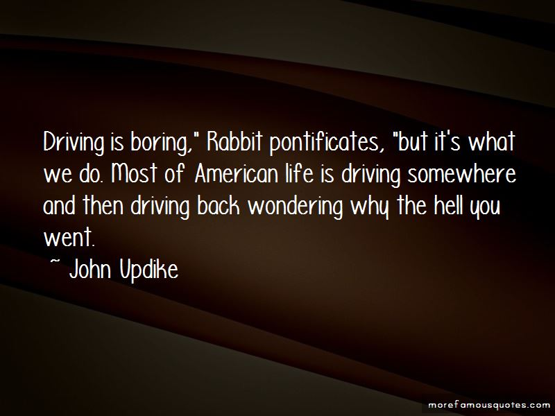 John Updike Quotes Pictures 2