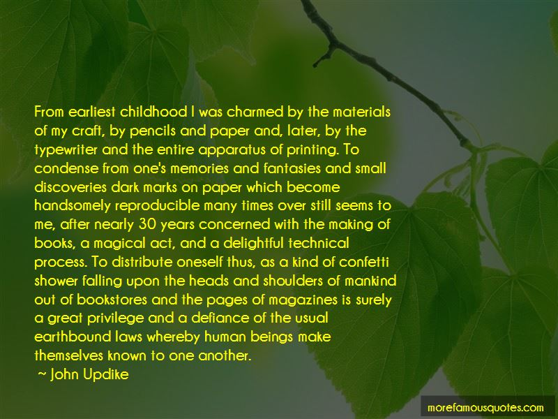 John Updike Quotes Pictures 3