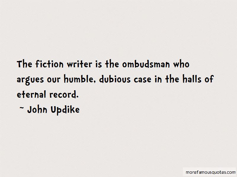 John Updike Quotes Pictures 4
