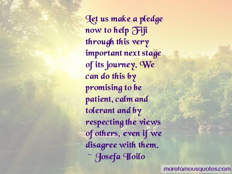 Josefa Iloilo Quotes Pictures 2
