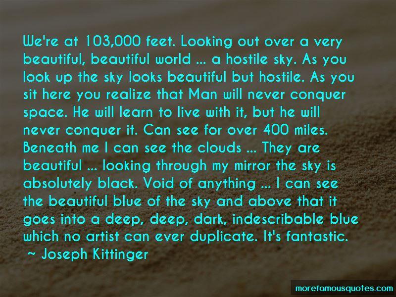 Joseph Kittinger Quotes Pictures 2