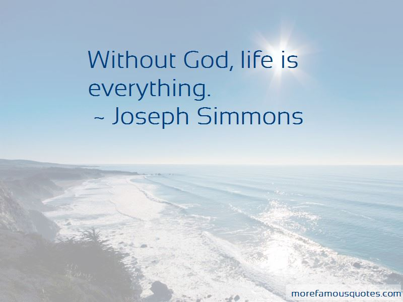 Joseph Simmons Quotes Pictures 4
