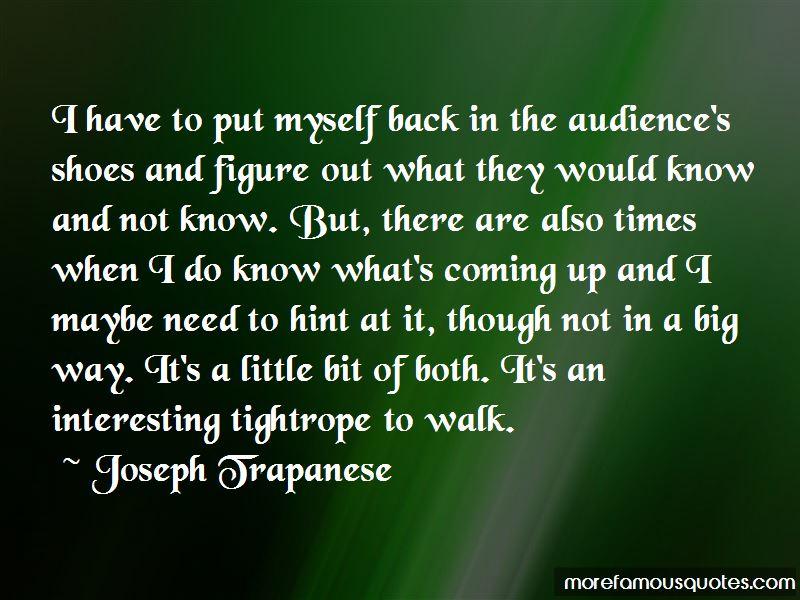 Joseph Trapanese Quotes