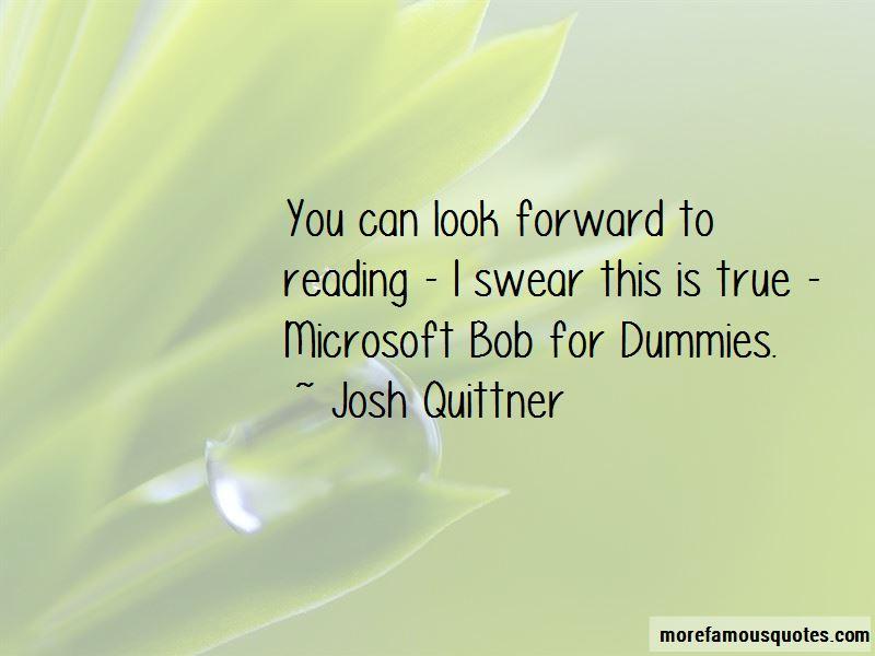 Josh Quittner Quotes Pictures 2