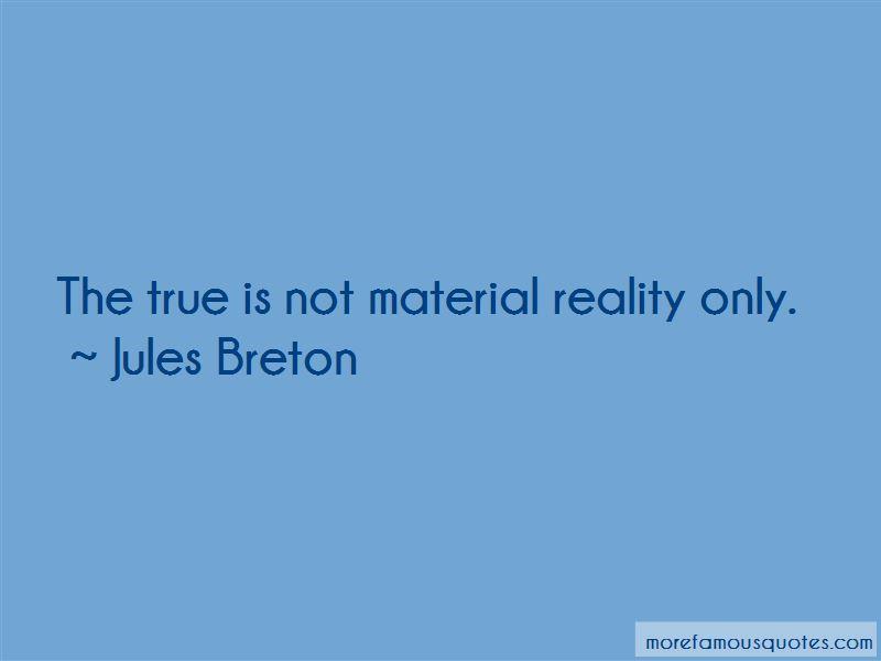 Jules Breton Quotes
