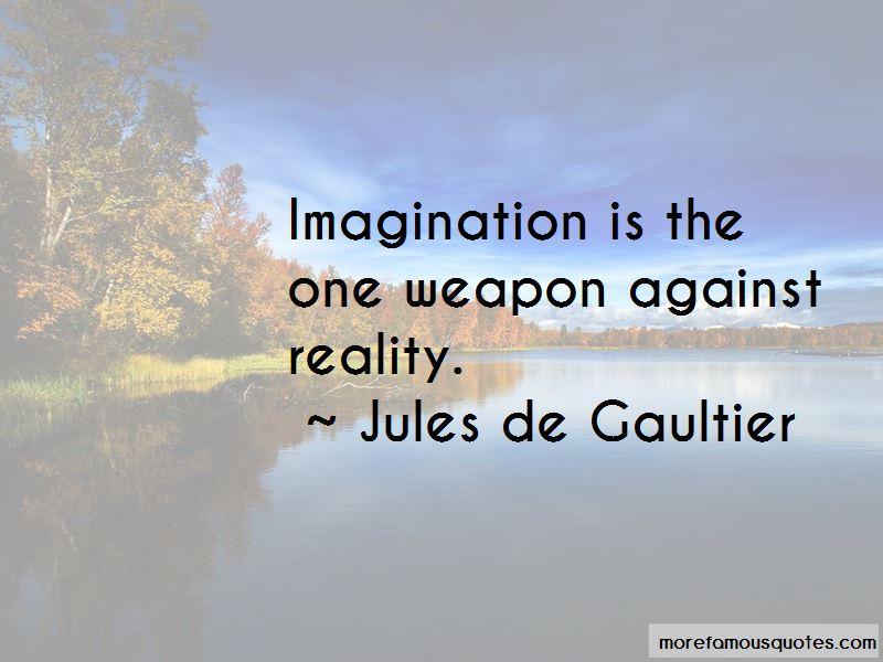 Jules De Gaultier Quotes