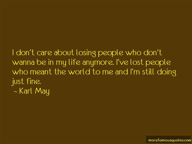 Karl May Quotes