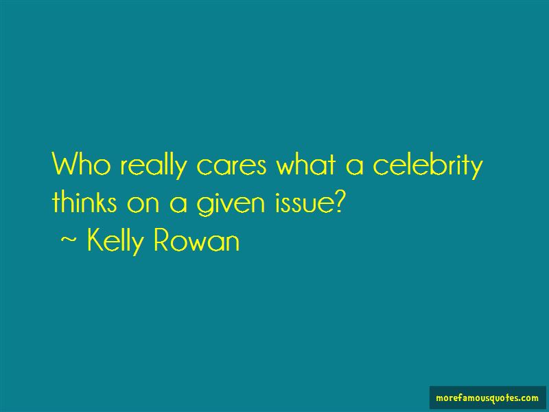 Kelly Rowan Quotes Pictures 4