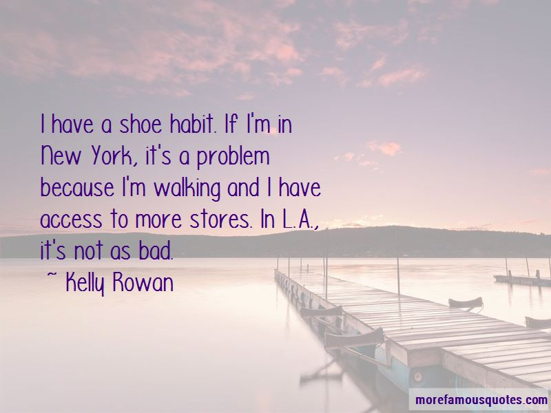 Kelly Rowan Quotes