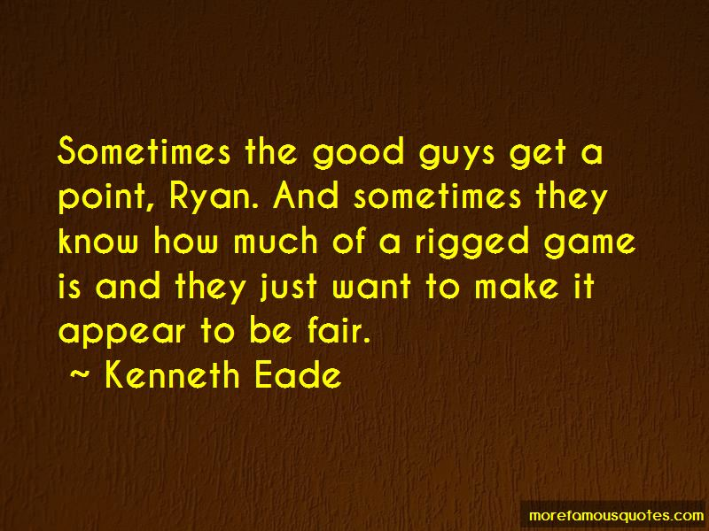Kenneth Eade Quotes Pictures 4