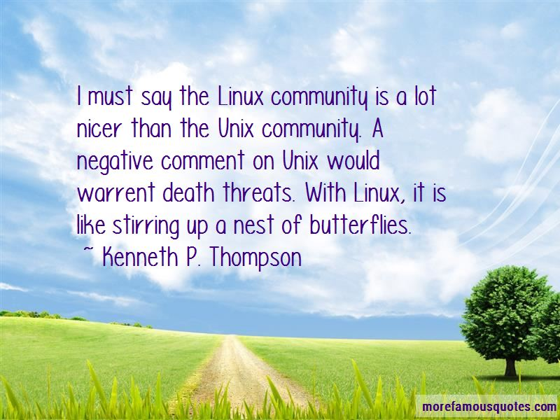 Kenneth P. Thompson Quotes Pictures 2
