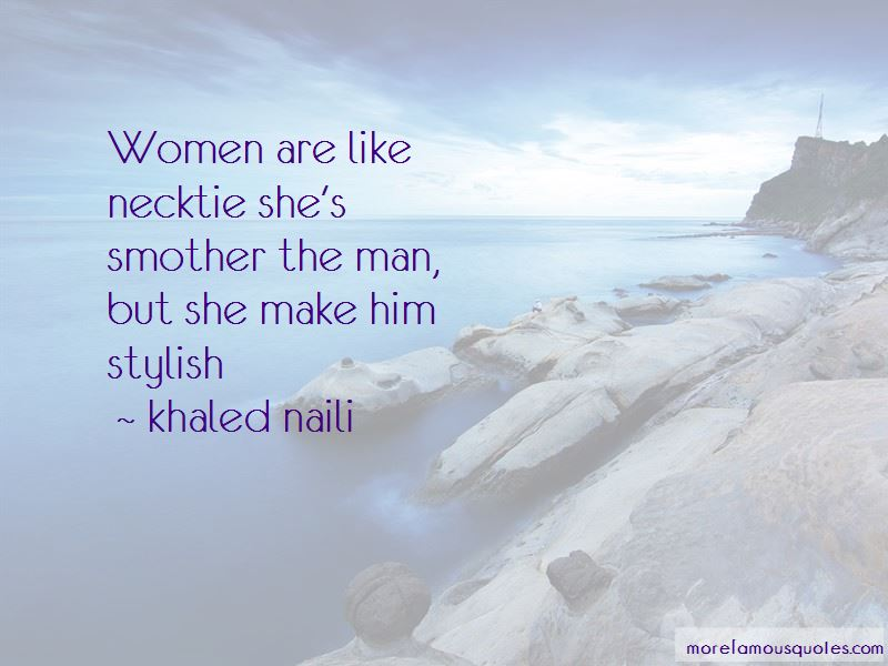 Khaled Naili Quotes Pictures 2