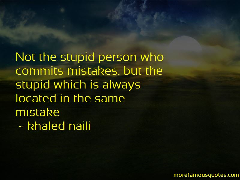 Khaled Naili Quotes Pictures 4