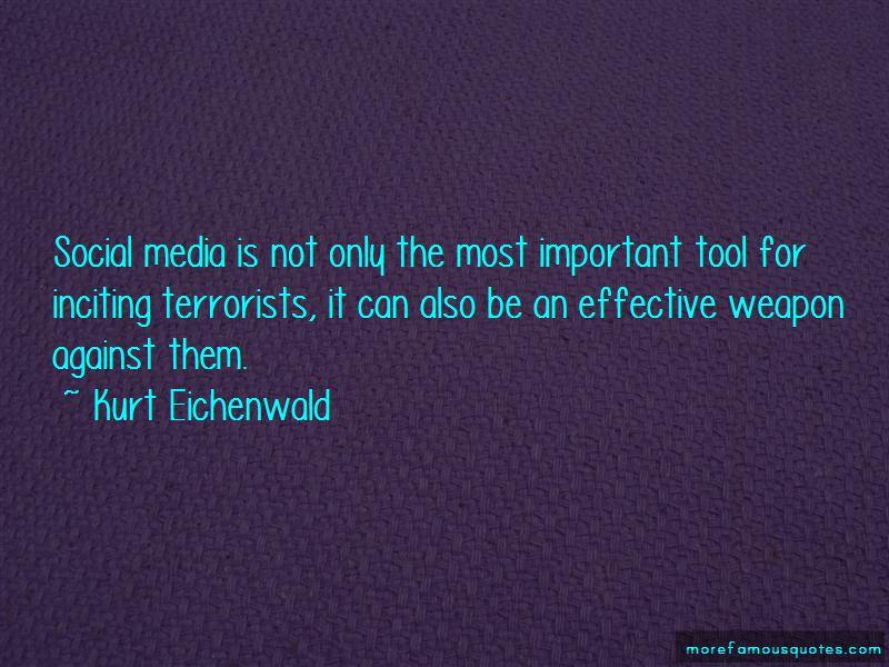 Kurt Eichenwald Quotes Pictures 2
