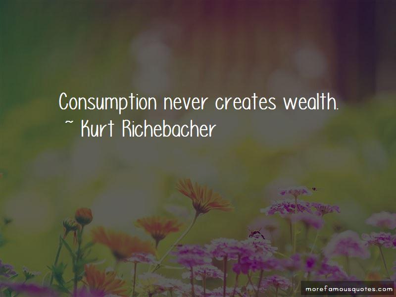 Kurt Richebacher Quotes Pictures 2