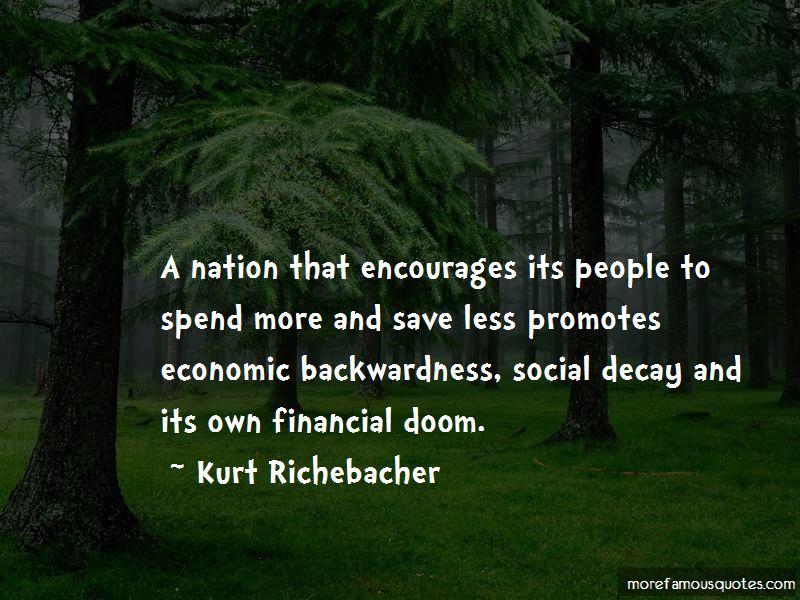 Kurt Richebacher Quotes Pictures 3