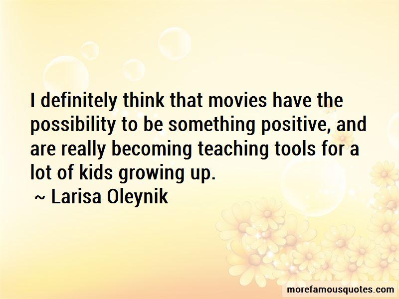 Larisa Oleynik Quotes Pictures 3
